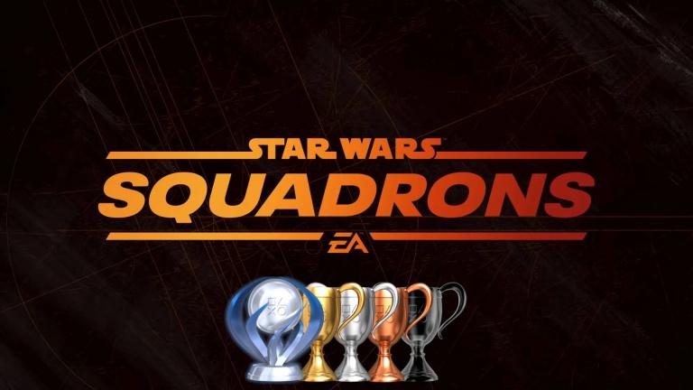 Star Wars Squadrons : la liste des trophées et succès est disponible