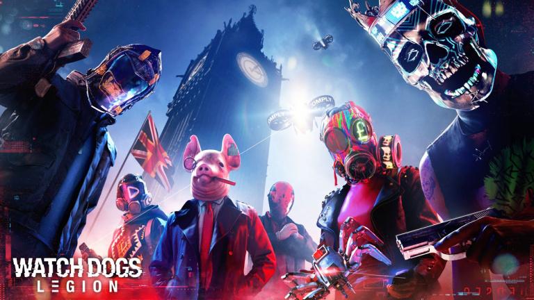 Watch Dogs Legion : une ambiance cyberpunk soignée et prometteuse