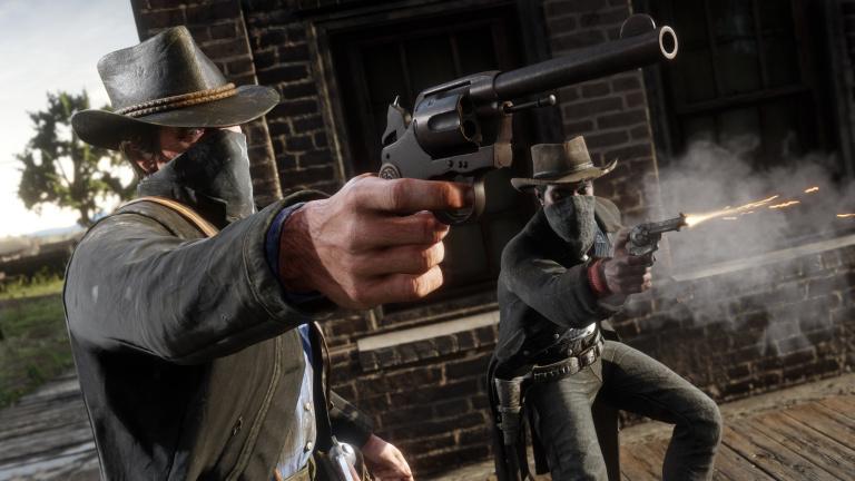 Red Dead Online : Place aux orignaux légendaires