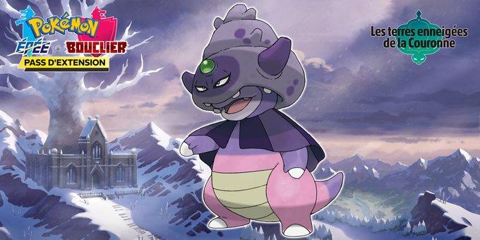 Pokémon Épée / Bouclier : La seconde extension date enfin sa sortie