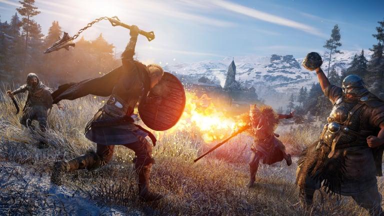 Assassin's Creed Valhalla raconte son histoire dans une nouvelle bande-annonce