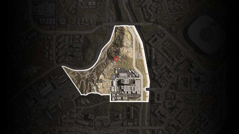 Call of Duty Warzone, saison 6, mission Pistes secrètes : trouver l'emplacement indiqué dans le message envoyé par Ghost, notre guide