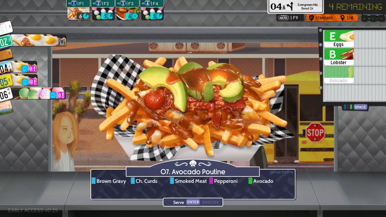 Cook, Serve, Delicious 3 date sa sortie officielle sur PC, Switch et Xbox One