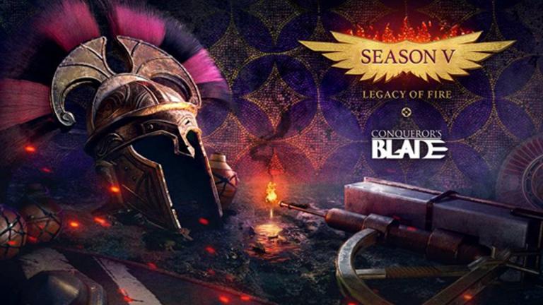 Conqueror's Blade : La Saison V date sa sortie