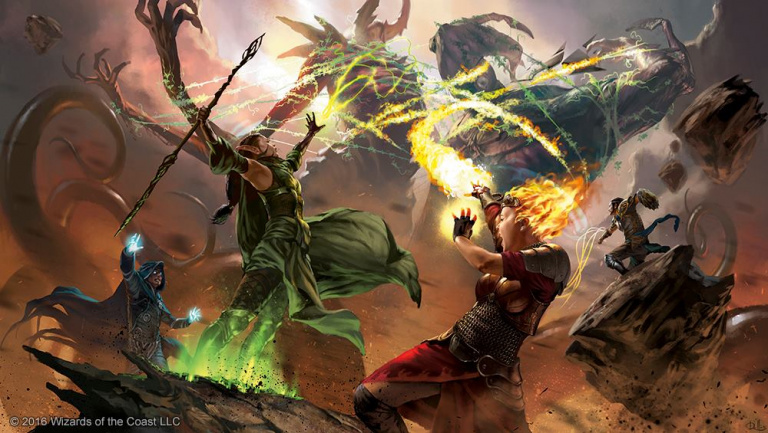 Découvrez Magic : The Gathering avec la nouvelle extension La Renaissance de Zendikar !