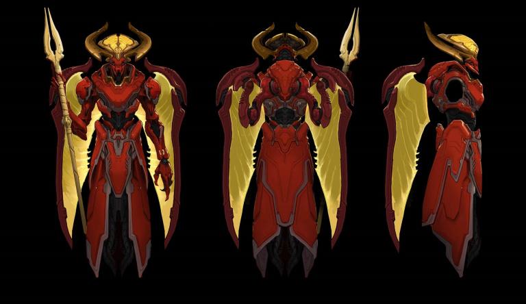 DOOM Eternal dévoile de nouveaux artworks illustrant ses démons