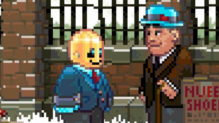 Horace annonce sa date de sortie sur Nintendo Switch