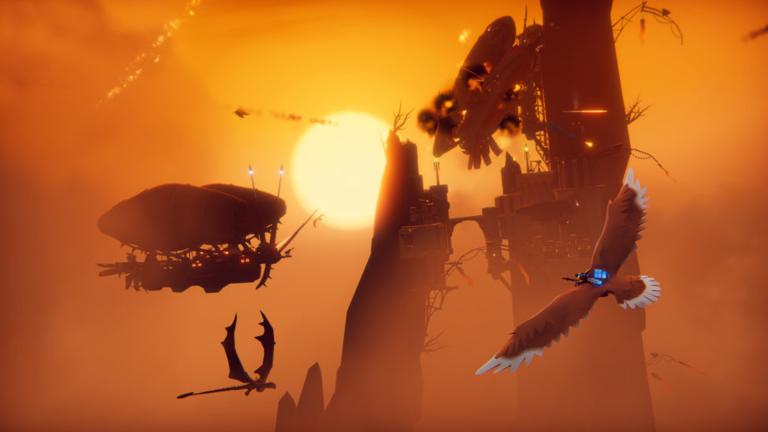 The Falconeer : Le shooter-RPG aérien présente ses forces rivales