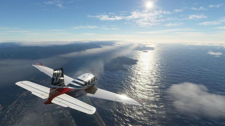 Microsoft Flight Simulator : Une prochaine update en direction des États-Unis