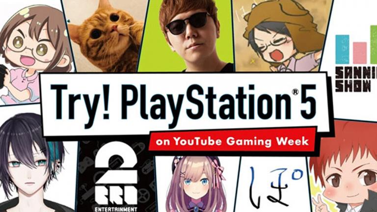 PS5 - Première prise en main de la console ce dimanche 11h par les YouTubers japonais