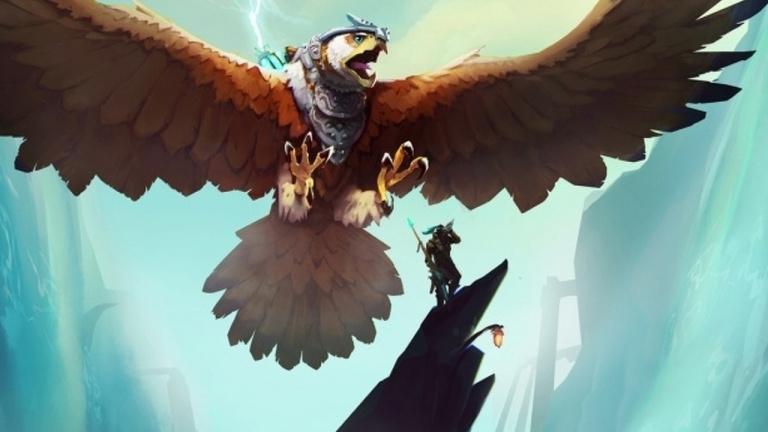 The Falconeer profitera des atouts de la Xbox Series X