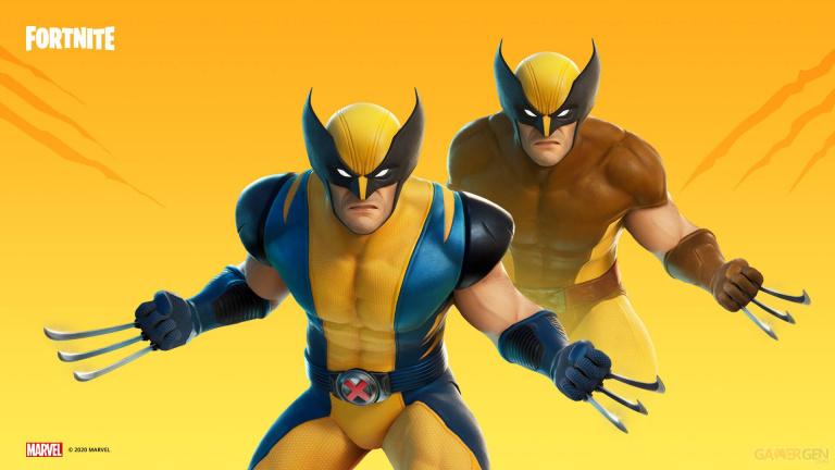 Fortnite, Chapitre 2, saison 4 : Défis de l'éveil de Wolverine, notre guide complet