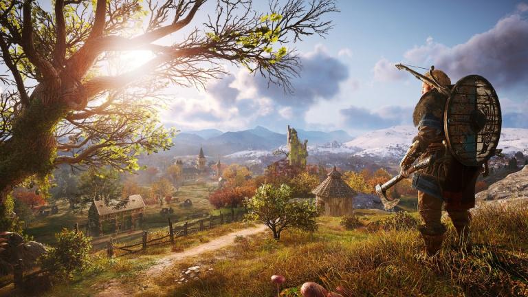 Assassin's Creed Valhalla : un artbook sortira en librairie le 12 novembre