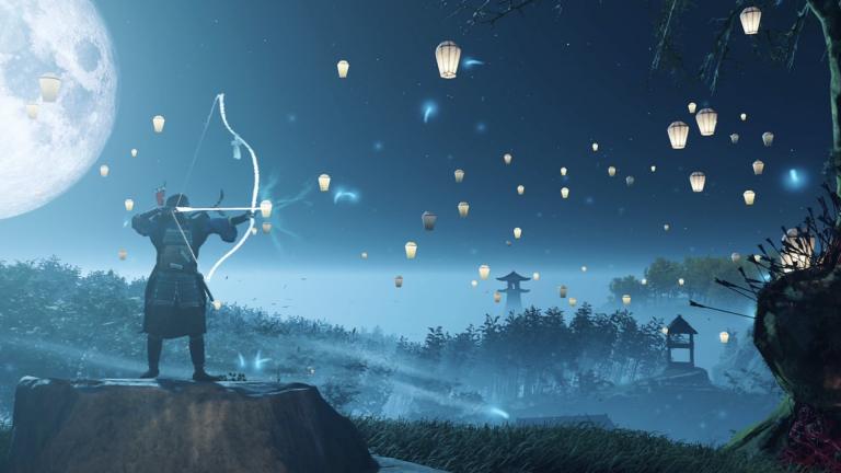 Ghost of Tsushima : Legends et la Nouvelle Partie+ arrivent le 16 octobre, les détails