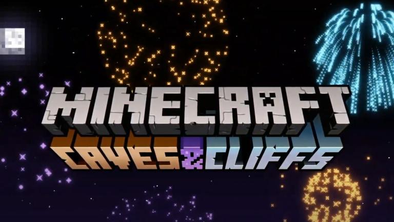 Minecraft : La mise à jour Caves and Cliffs attendue pour l'été 2021