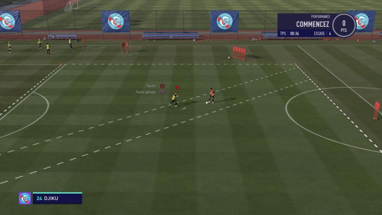 FIFA 21, jeux techniques : les jeux de base, notre guide