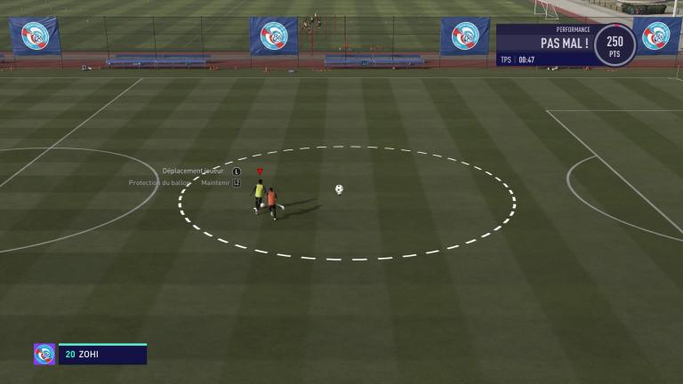 FIFA 21, jeux techniques : les dribbles, notre guide