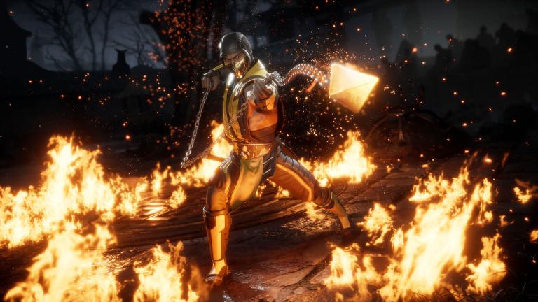 Mortal Kombat 11 a dépassé les huit millions de copies vendues