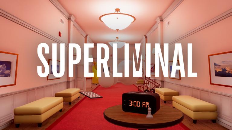 Superliminal date son arrivée sur Steam