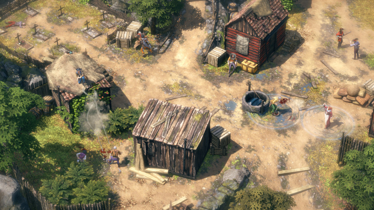 Desperados III : le second DLC est disponible