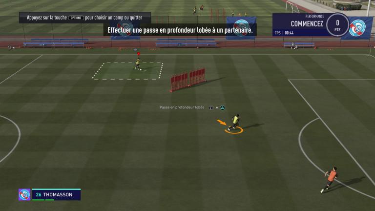 FIFA 21, jeux techniques : les passes longues, notre guide