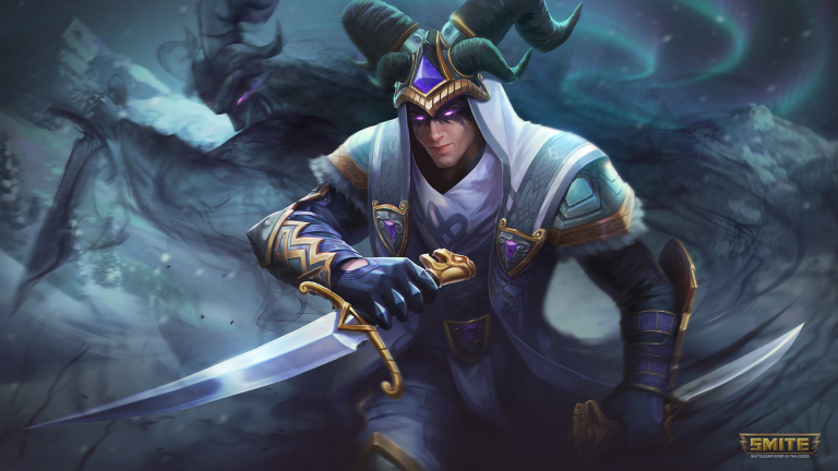 SMITE - Loki profite d'une refonte de son gameplay