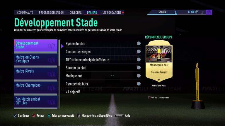 FIFA 21, FUT : obtenir des packs et des crédits FUT gratuitement avec les défis, notre guide