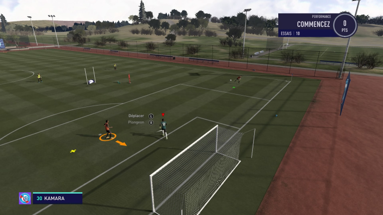 FIFA 21, jeux techniques : gardien de but, notre guide