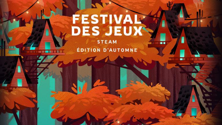 Steam Game Festival : des centaines de démos disponibles jusqu'au 13 octobre