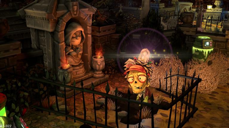 Ray's the Dead arrivera sur PS4 et PC à la fin du mois