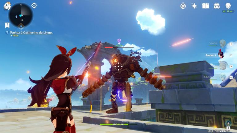 Genshin Impact : Le RPG free-to-play à l'ambition démesurée