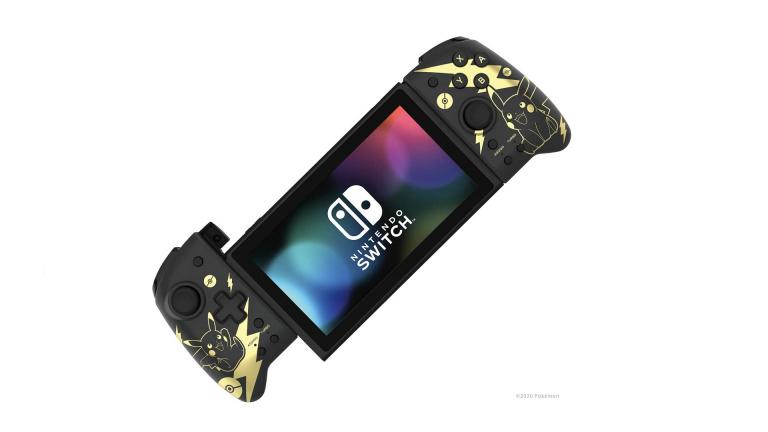 Switch : Des Hori Split Pad aux couleurs de Pokémon