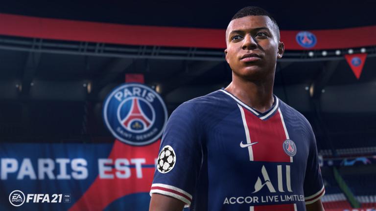 PS Store : FIFA 21 est disponible sur PS4