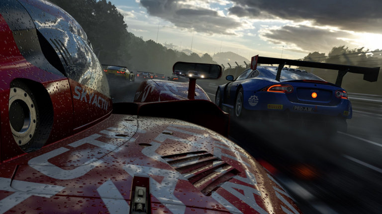 Forza Motorsport 7 intègre dès aujourd'hui le Xbox Game Pass