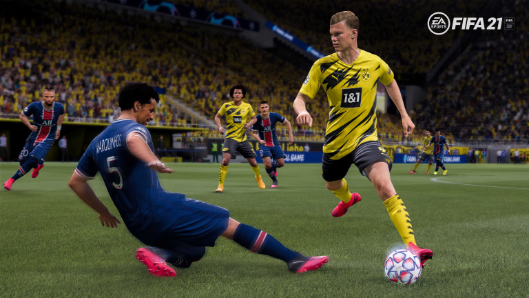 FIFA 21, jeux techniques : les scénarios d'entraînement, notre guide