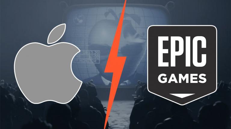 Epic VS Apple : Le procès se tiendra en mai 2021