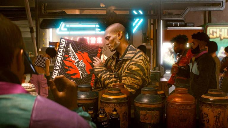 Cyberpunk 2077 sera doublé en chinois et coréen