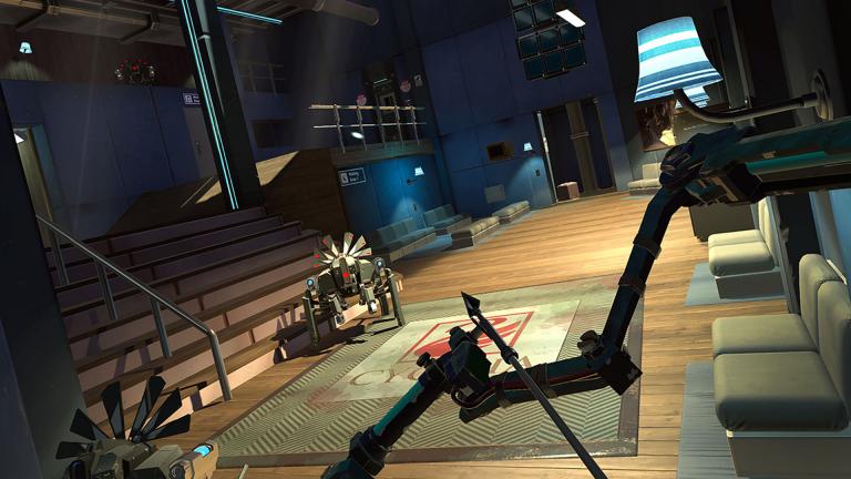 Apex Construct sera mis à jour sur Oculus Quest 2