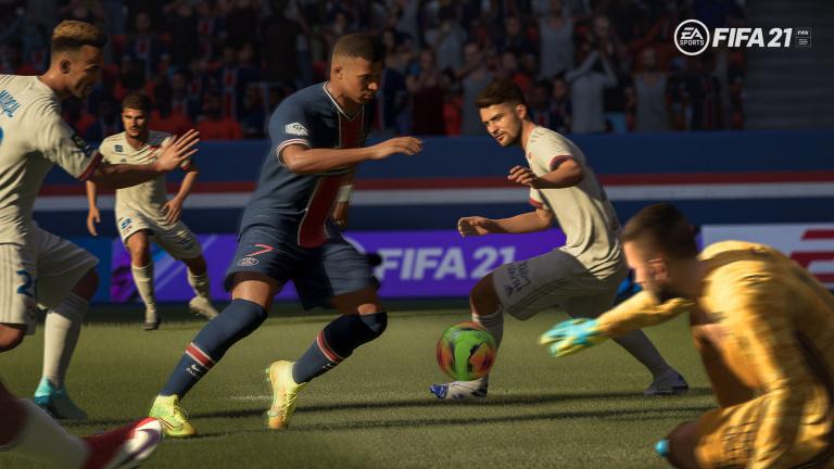 FIFA 21 : 3,6 millions de joueurs déjà en jeu