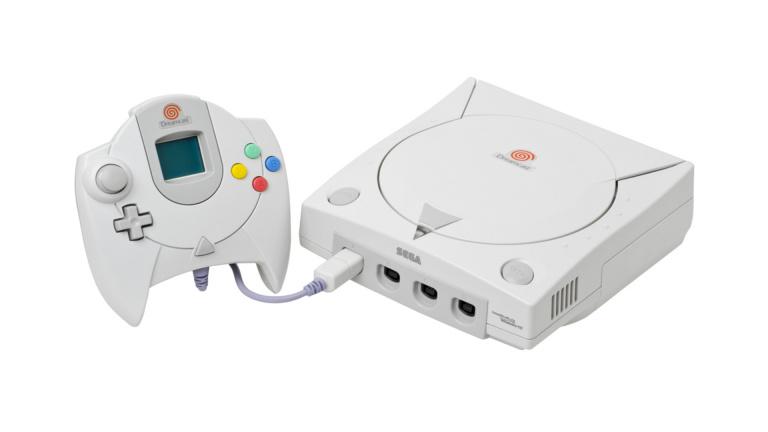 Une console Dreamcast Mini serait-elle en préparation — Sega