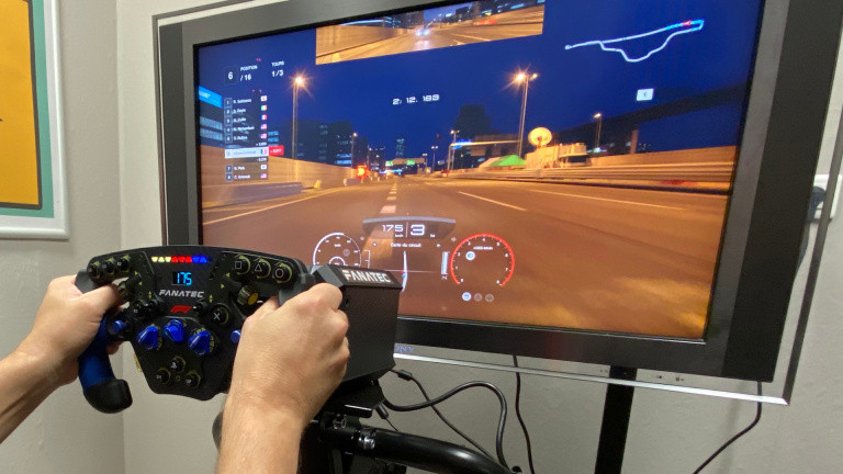 Test du volant Fanatec Podium Racing Wheel F1 DD1 : Le meilleur des volants, sur toutes les plateformes