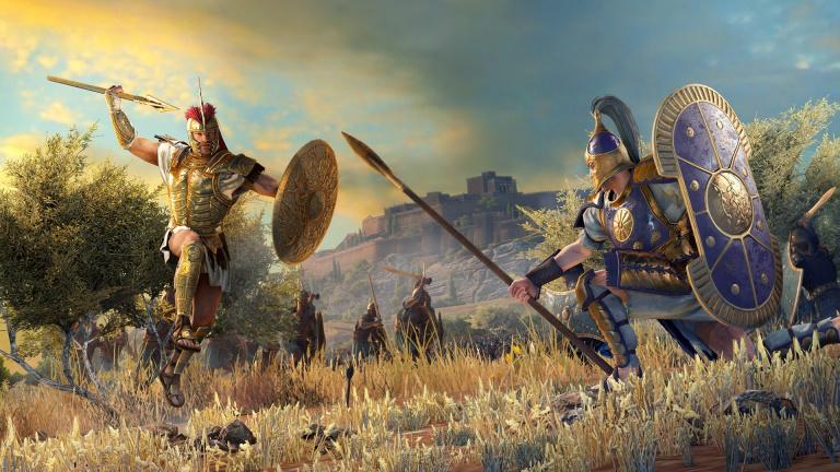 Le support des mods arrive dans A Total War Saga : Troy