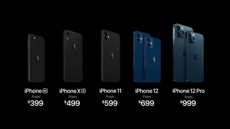 Keynote Apple : iPhone 12, Homepod Mini... Résumé de la conférence