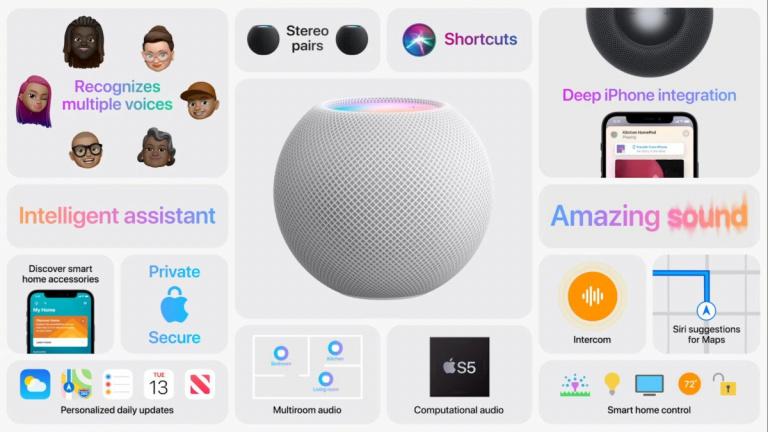 iPhone 12 et HomePod Mini, le récap des annonces de la keynote Apple