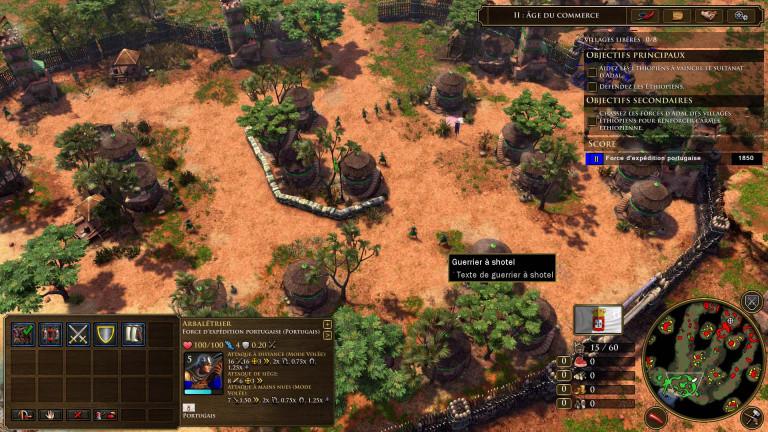 Age of Empires III : Definitive Edition - L'Age de raison ?