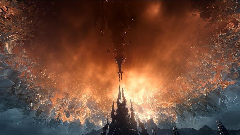 World of Warcraft Shadowlands : la mise à jour de pré-lancement est disponible