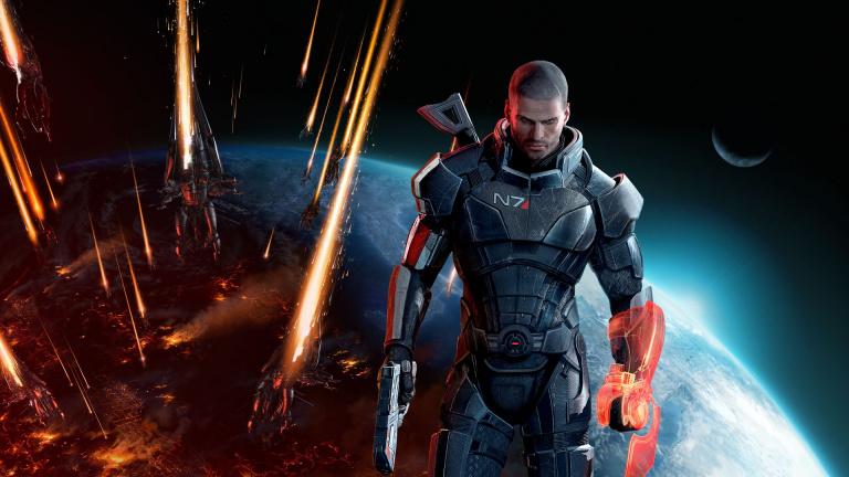 Mass Effect Legendary Edition listé en Corée du Sud