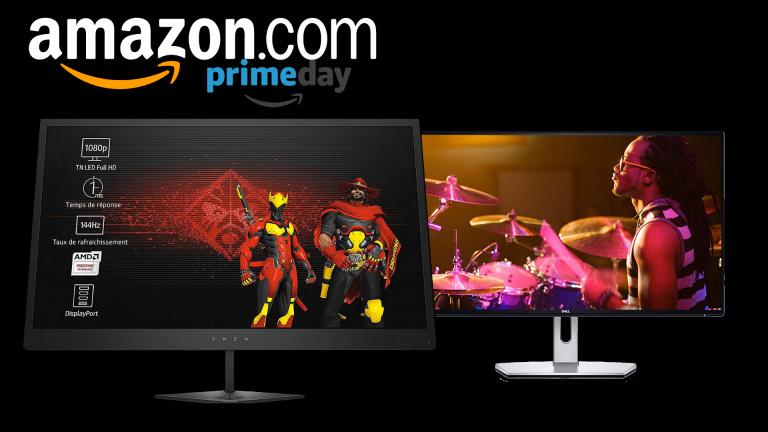 Prime Day 2020 : Deux écrans Gaming 24 pouces à moins de 150€
