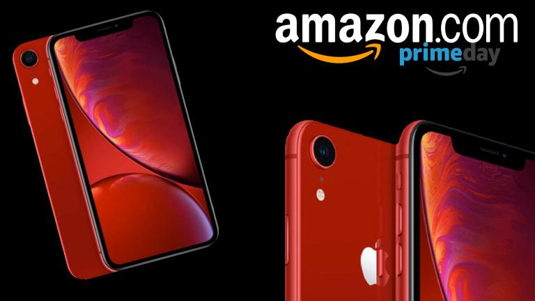 Prime Day 2020 : La dernière grosse offre d'Amazon, c'est l'iPhone XR d'Apple