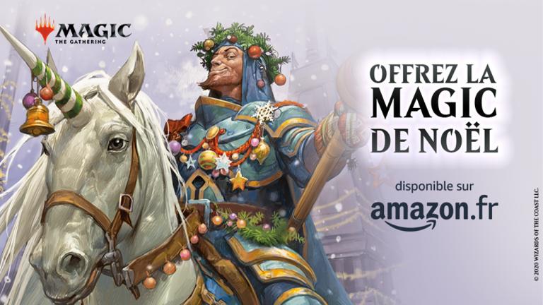 Magic : préparez les fêtes de fin d'année avec les idées cadeaux d'Amazon !